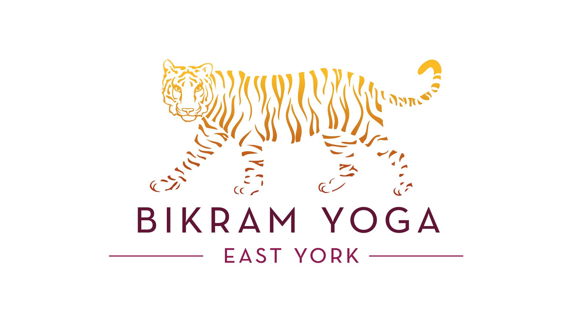Bikram Yoga East York Original Logo