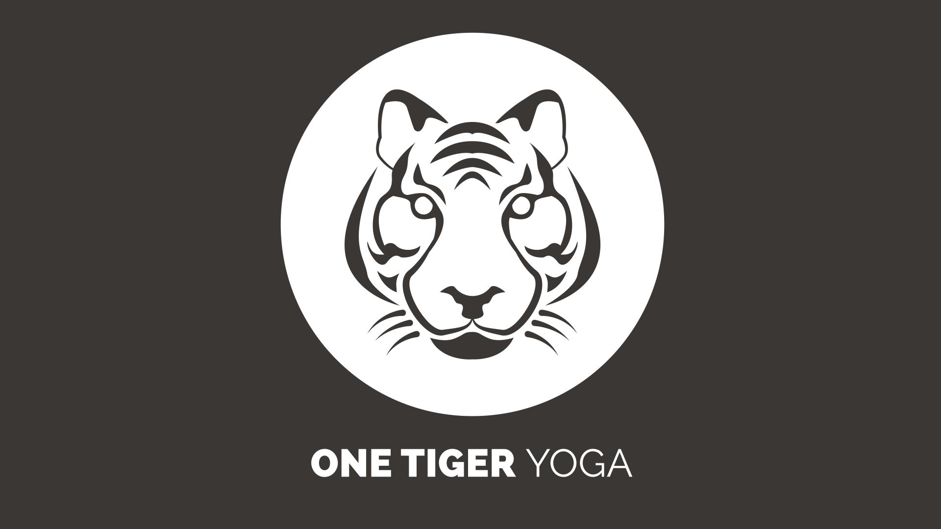 One Tiger Yoga Official Logo